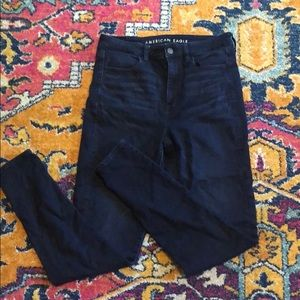American Eagle Outfitters Super High Rise Jeggings